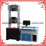 Équipement d'essai universel servo électrohydraulique automatisé par Wth-W2000