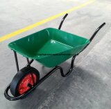 Южная Африка колеса из твердого каучука Барроу Wb3800 Wheelbarrow сад тележки