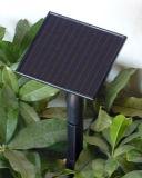 Panneaux solaires photovoltaïques en verre de haute qualité avec batterie et contrôleur Amorphous 13 * 9.6