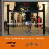 4 лифта стоянкы автомобилей штабелеукладчика колонки подъем стоянкы автомобилей автомобиля столба вертикальных просто 4