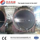 Autoclave de cilindro horizontal de pressão de vapor