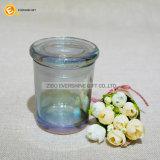 気密カバーが付いている蝋燭のための多彩な隠匿物の瓶