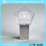 Paypal Aceita Pentagon Crystal USB Flash Drive (ZYF1502)