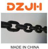 Catena saldata ad alta resistenza della catena a maglia del acciaio al carbonio del grado 70