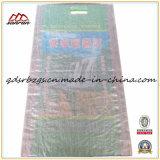 Nuovo sacchetto materiale/sacco di imballaggio di plastica per riso, fertilizzante, cemento