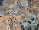 庭の通路のための外部の装飾的な石