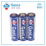 Super Heavy Duty 1.5V AA Carbon Zinc Battery (R6P)