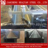 El último material de construcción del canal de acero para el uso de vigas de techo
