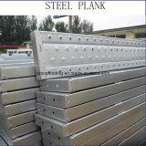 Het Platform van de Plank van de Steiger van het metaal/de Geperforeerde Plank van het Staal
