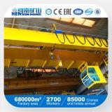 Pont roulant de double poutre de 20 tonnes