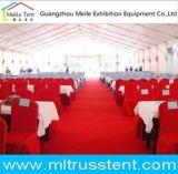15x45m beaux tapis rouge grand banquet tente (ML-090)