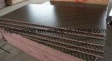Madera contrachapada Shuttering de la película del negro de la madera contrachapada de la madera contrachapada 15m m