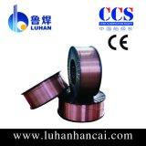 Draad er70s-6 van het Lassen van Co2 in China wordt gemaakt dat