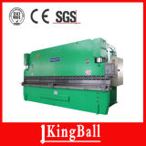 Máquina plegable de la dobladora del freno de la prensa hidráulica