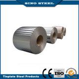 Le fer-blanc électrolytique de l'ETP pour la fabrication de boîtes de conserve