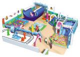 Parque de Diversões alegrar debaixo de água e equipamentos de playground para bebês com temática Pirata