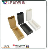 Caixa de presente de gravata com inserção de cetim EVA Insert Presente Cinturão Caixa de cachecol (YST14)