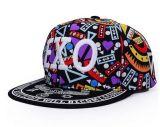 Изготовленный на заказ вышивка Exo логоса, цветастый напечатанный Snapback, крышка спорта, крышка отдыха в различном размере, материал и конструкция