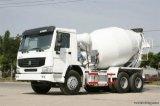 Camion della betoniera di HOWO 6X4 8m3 336HP (ZZ1257N3641W)