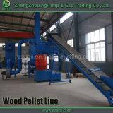 Pelota de madeira Turnkey da alta qualidade 500kg 1000kg que faz a linha