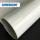 Film papier0.22mm version 150gsm plancher recouvert de vinyle imprimables de solvant