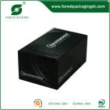 Cajas de cartón negras del OEM