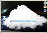 人工的な石造りの炭酸カルシウムの粉