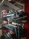 En 6 colores de alta velocidad de maquinaria de impresión Flexo