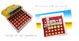 Entièrement automatique Mini Egg-Turning incubateurs d'oeufs pour la vente (KP-36)