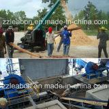 Industrial Casera Móvil Tambor Madera Chipper Machine Precio