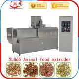 Extrusora do alimento de animal de estimação da boa qualidade que faz a máquina
