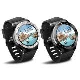 S99A GPS WiFi van het Horloge van de Kern van de vierling 3G het Slimme Tarief van het Hart van de Pedometer Smartwatch