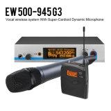 Top 5 Qualidade Ew 500g3 e Ew 500 G3 Sistema de microfones sem fio portátil para viver um som vocal