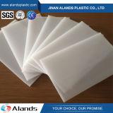 доска PP белого Coroplast листа 4X8 Corrugated пластичная 4mm толщиной