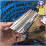 Cotovelo laminado a alta temperatura de 45 graus dos encaixes de tubulação do aço inoxidável