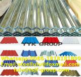 完全堅い電流を通された鋼板; 屋根ふきシート