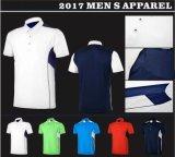 T-shirt de golf à coupe rapide à manches courtes de haute qualité