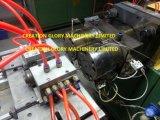 높은 산출 2 구멍 PC 관 플라스틱 밀어남 기계