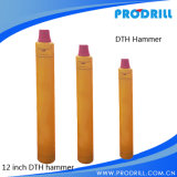 Rock Water Well Drilling를 위한 아래로 The Hole DTH Air 잭 Hammer