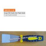 Ruspa spianatrice Polished del doppio di colore C-28 specchio di plastica della maniglia