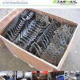 CNCの押すことによる金属製造の部品が付いているシート・メタルのティグ溶接