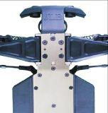 Potência sem escova do carro da escala RC da velocidade rápida do chassi 4X4 2.4G do metal 1/10th elétrica