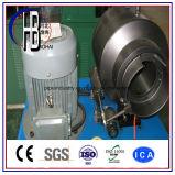 Pouvoir 220V de finlandais de l'Allemagne jusqu'à la machine sertissante de découpage de boyau de machine de boyau hydraulique du diamètre Dn32