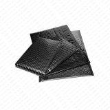 Noir métallique imprimé Enveloppes bulles