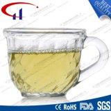 tasse en verre claire de petite taille de l'eau 125ml (CHM8120)