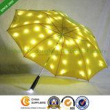Kreative automatische LED-Regenschirm-Taschenlampe auf Volldeckung (LED-0023ZFHF)