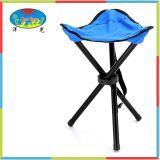 600d Triangle de randonnée de pliage Portable de plein air Président de la pêche avec étui gratuit pour le camping