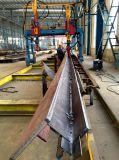 H d'acier en forme de ligne de production de soudage automatique