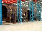 Torretta dell'assorbitore del acciaio al carbonio e dell'acciaio inossidabile