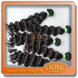 Remy Hair Weft 4A 브라질 Human Hair